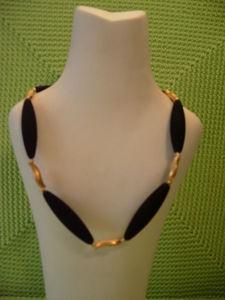 Pamir Ek - italien lava - Necklace