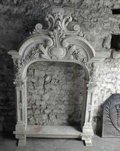 Jean-Claude Lebert -   - Fireplace Mantel