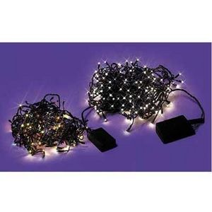 Lcx Leblanc Chromex - exterieur - Electric Christmas Garland