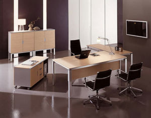 NORDWALL - square - Executive Desk