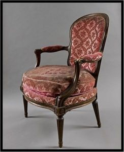 Expertissim -  - Cabriolet Chair