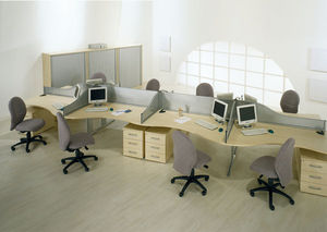 Gresham - wave - Office Furniture