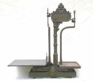 PNEC BERTIN -  - Kitchen Scale