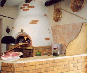 Four Grand Mere -  - Pizza Oven