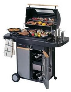 Campingaz - virtuoso 2500 - Gas Fired Barbecue
