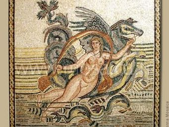 Sienna Mosaica - nédéride - Fresco