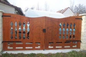 Découp'Bois -  - Entrance Gate