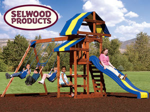 Selwood products -  - Outdoor Playset