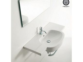 CPS DISTRIBUTION - foglia - Washbasin Counter