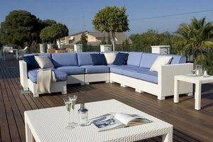 BOTTEGA INTRECCIO -  - Garden Furniture Set