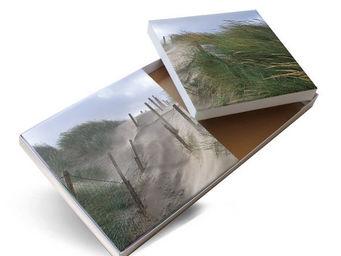 ARTMOSPHERE - diptyque 30x30cm - Diptych Frame