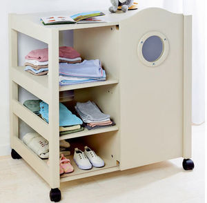 Eveil & Jeux -  - Storage Unit For Kids