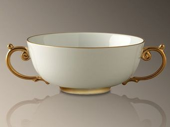 L'OBJET -  - Cream Soup Cup And Saucer