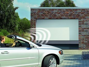 Hormann France -  - Rolling Garage Door