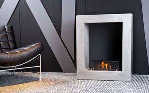 RUBY FIRES -  - Flueless Burner Fireplace