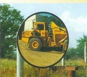 Blind corner mirror
