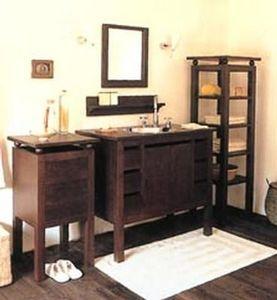 Maywood - Bruine D Asie - zen - Vanity Unit