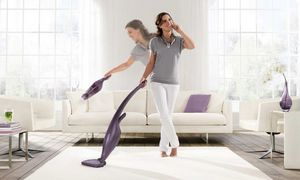 Philips - dailyduo - Upright Vacuum Cleaner