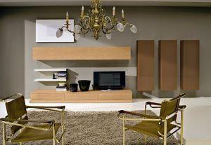 Lounge wall units