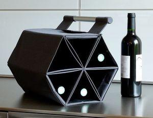 ZEBAG -  - Wine Bottle Tote