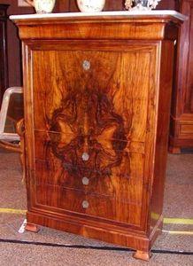 Antiquites Le Vieux Moulin -  - Secretary Desk