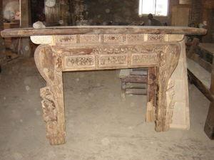 5 bouddha - autel pour le bouddha - Altar