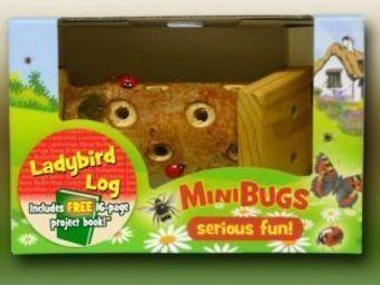 Wildlife world - minibug ladybird tower - Educational Games