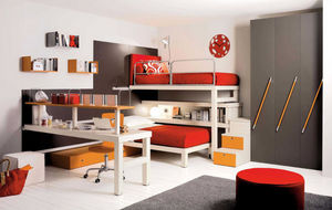 ROCHE BOBOIS - tiramolla - Children's Bedroom 11 14 Years