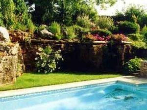 Berthier Paysagiste -  - Landscaped Garden
