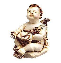 Harmony Kingdom - gentil homme - Cherub