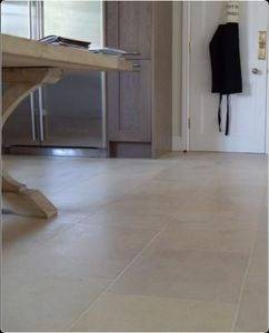 HYPERION TILES - english limestone 'blakeney' 400 x random length - Floor Tile
