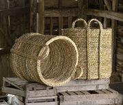 Rush Matters - extra large log basket - Basket