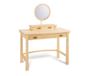 New Heights - havana side table and mirror unit - Dressing Table