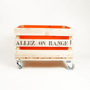 les petits beatniks - beatnik - Movable Children's Storage Furniture