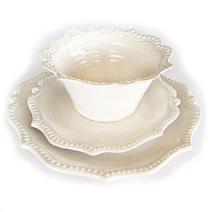 Mud studio -  - Cream Soup Cup And Saucer
