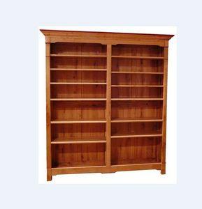 Maison Strosser -  - Open Bookcase