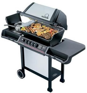 Sterling - 2585 - Gas Fired Barbecue