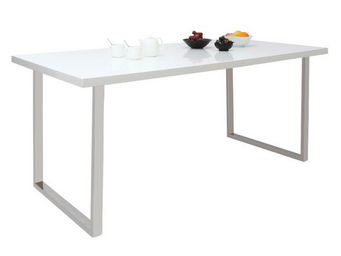 Miliboo - halifax table a manger - Rectangular Dining Table