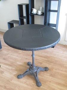 Le Trefle Bleu - diam.70 cm - Bistro Table Top