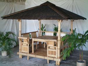 PANABOU - nipa pamiliya - Garden Hut