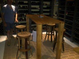 Douelledereve - agencement - Bar Stool