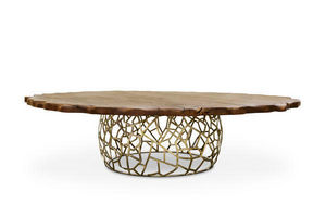 BRABBU - apis ii - High Dining Table
