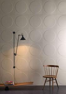 CUIR AU CARRE -  - Leather Tile