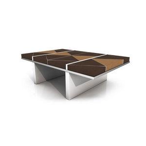 SOBREIRO DESIGN - diamond line - Rectangular Coffee Table