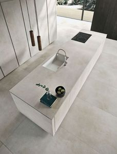 Snaidero - way materia--- - Kitchen Worktop
