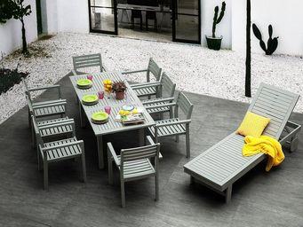 BELIANI - transat - Lounge Chair