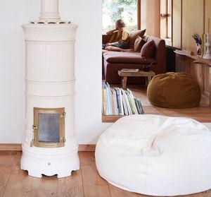 Maison De Vacances - toile bouclette- - Floor Cushion