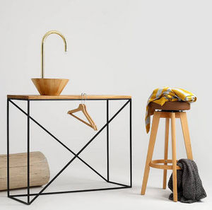 MEBLOJ DESIGN - memo wood - Console Table