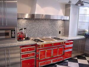 La Cornue - cuisine de château - Built In Kitchen