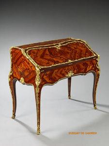 Aveline - garnier - Curved Desk